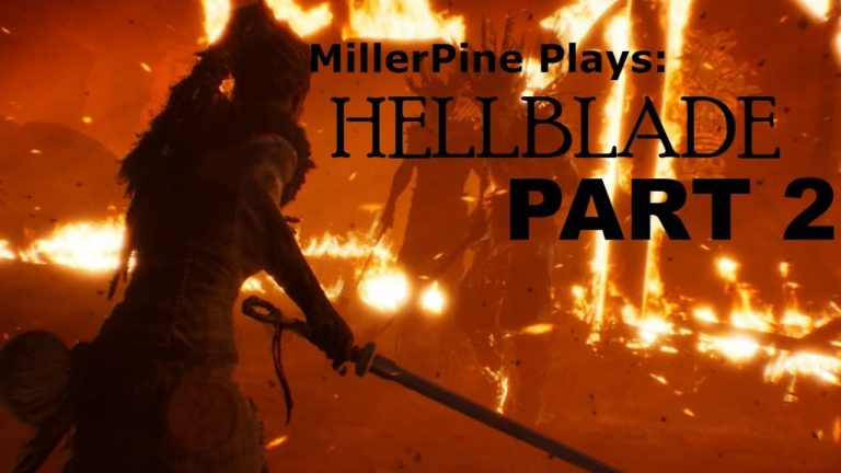 Hellblade Part 2 Part 2 of my hellblade let's play. this game is getti...