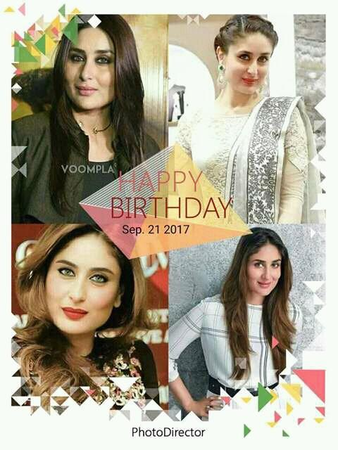 Happy Birthday most beautiful stunning gorgeous sexy queen  Kareena Kapoor Khan          Love You Bebo