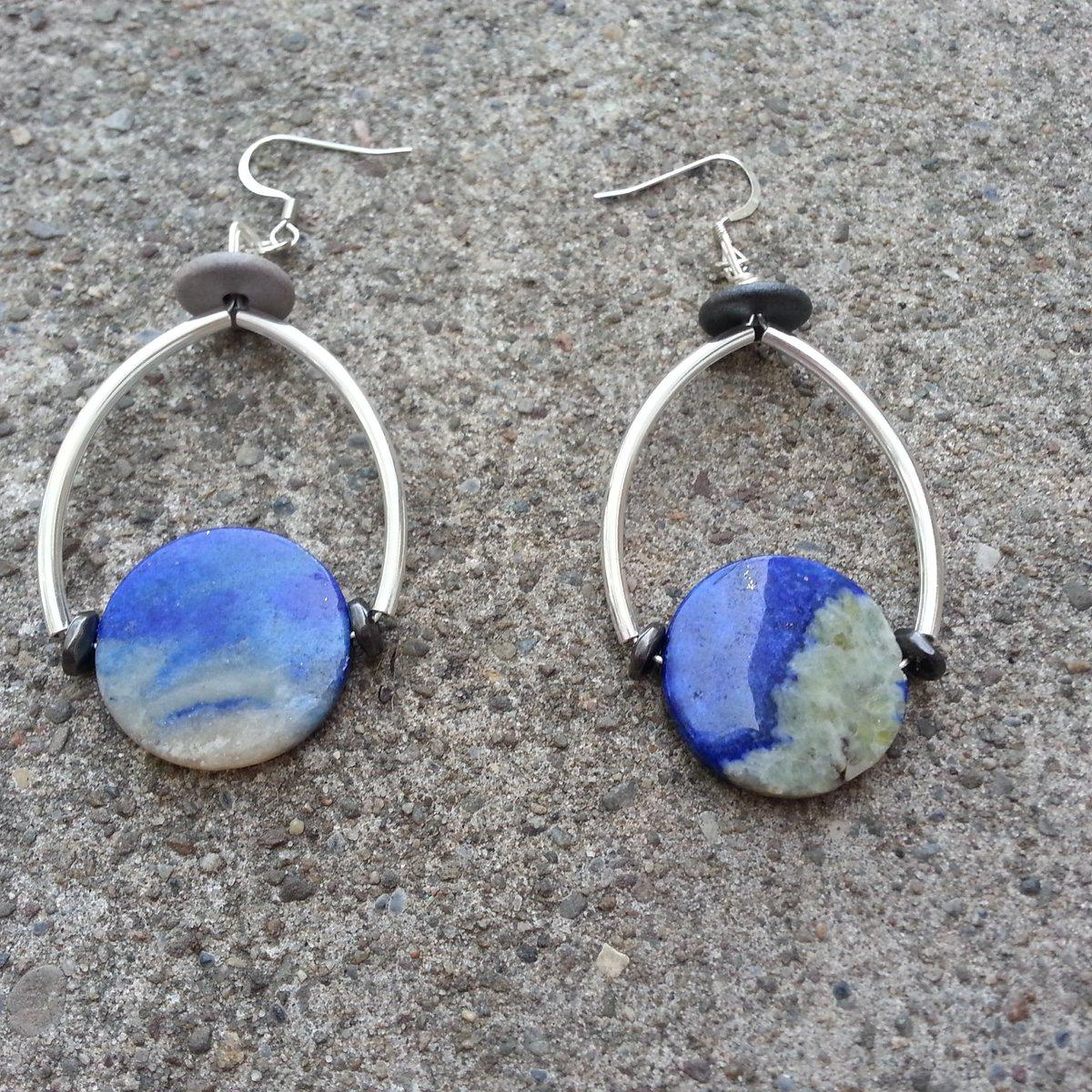 Check out this item in my Etsy shop  https://www. etsy.com/listing/559496 339/lapis-earrings &nbsp; …  #lapis #etsy #etsymom #christmasgift #earrings #handmade #designer #fashion<br>http://pic.twitter.com/jnwtgd7TC4