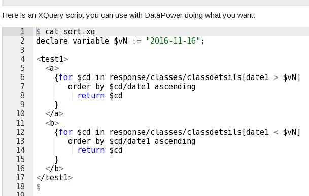 datapower sur twipost
