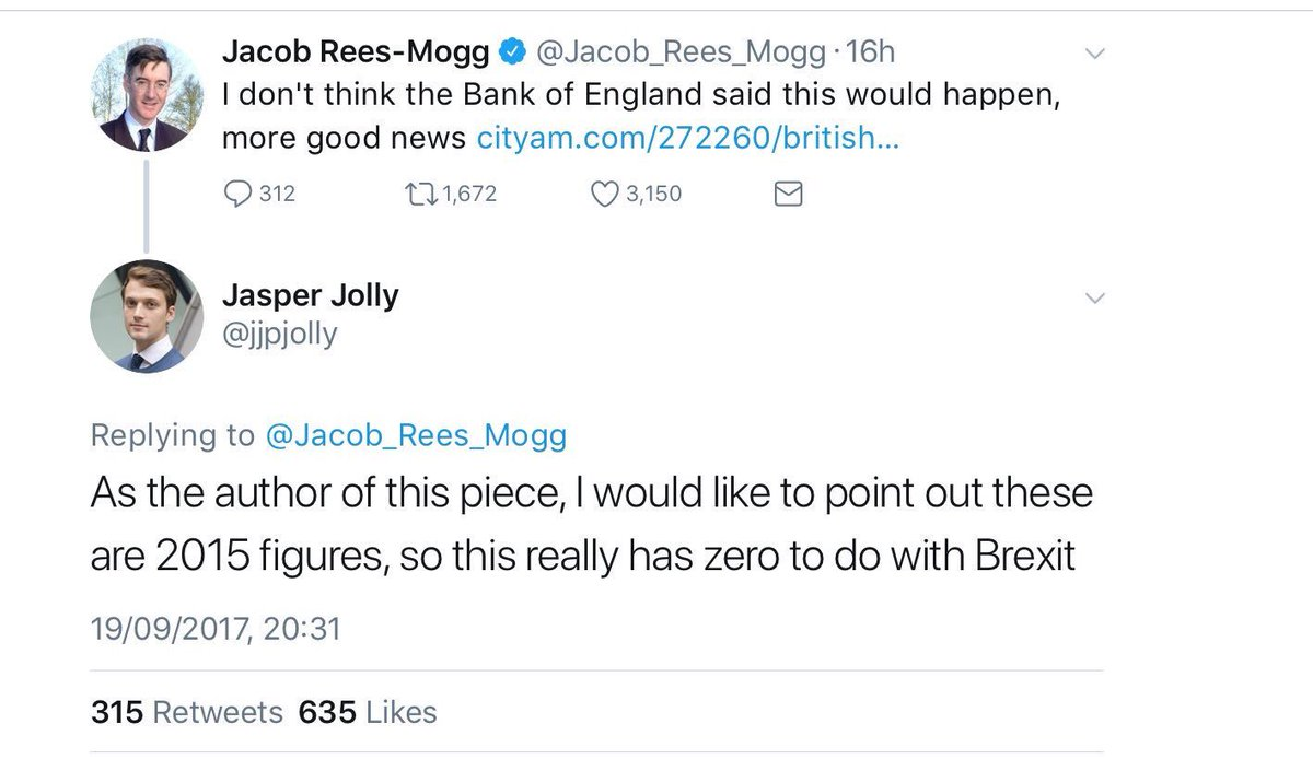 This is why Brexiteers hate experts 👇🏻 https://t.co/qCRvCqDJMZ