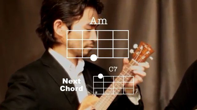 Naokiinoue On Twitter Ukulele Chord Lesson Joe