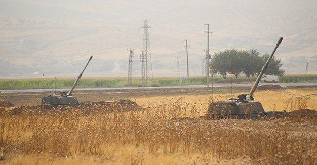 دبابات تركية تجري تدريبا على حدود العراق قبل أسبوع من استفتاء الأكراد DKQIHm1W0AAtnDp