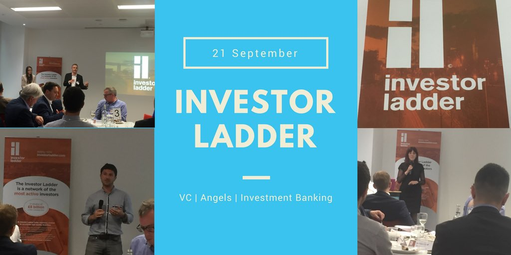Another amazing turnout to #InvestorLadder in #Manchester! #Tech &amp;amp; #LifeScience companies #pitch to #vc #investors #angels<br>http://pic.twitter.com/c5lJ7Y5dmu