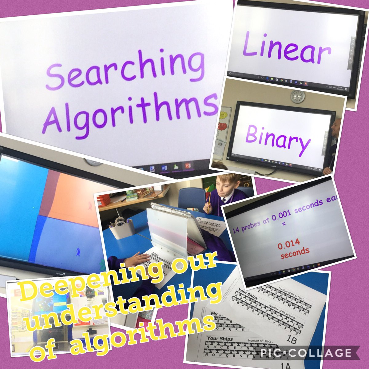 Critical thinking in ICT when considering algorithms in real life @ellistonacademy #algorithms <br>http://pic.twitter.com/wl854URkqh