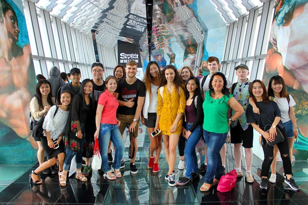 Katie Finlay Reflects On Unique Learning Experience After Returning From ECUPL Shanghai #SummerSchool  https:// goo.gl/ZKFBT5  &nbsp;   <br>http://pic.twitter.com/TFzWhufJIj
