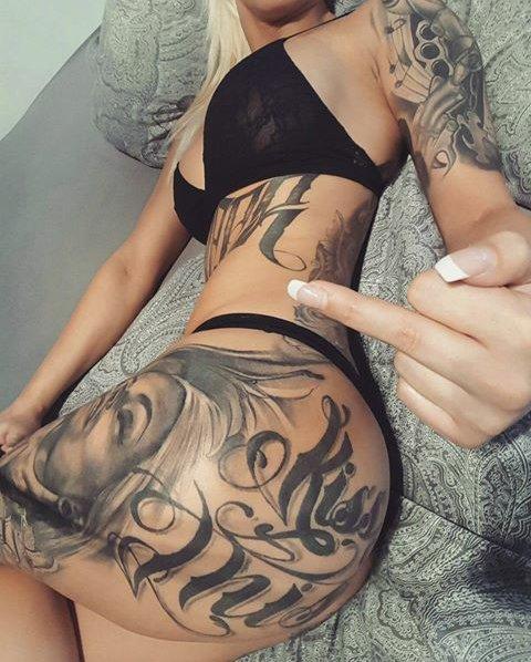 Tatt intim Category:Shaved female