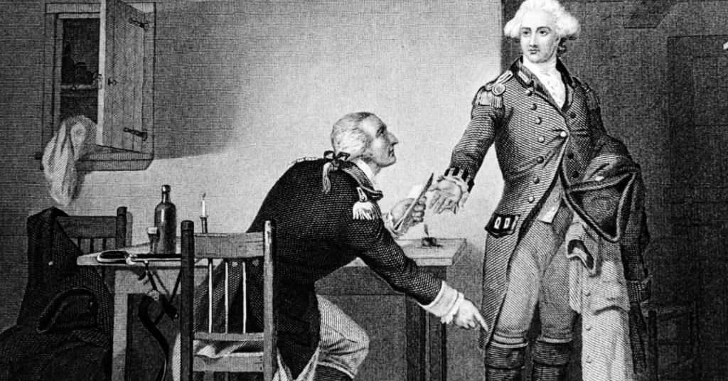 On #ThisDayinHistory 1780, Benedict Arnold commits treason. https://t....