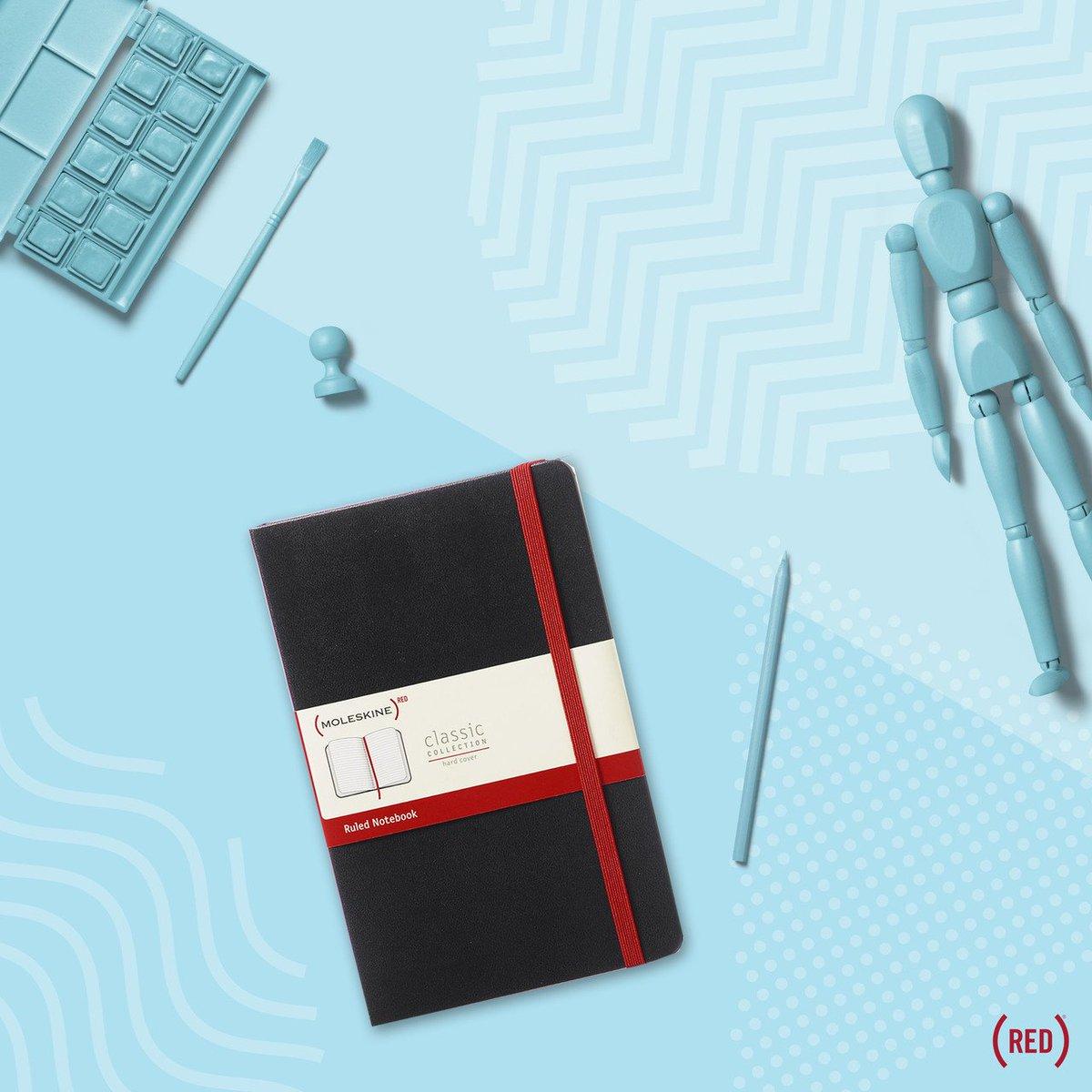 The best creative companion? A notebook that fights AIDS.   #backtoschool <br>http://pic.twitter.com/71iEKj1aPN