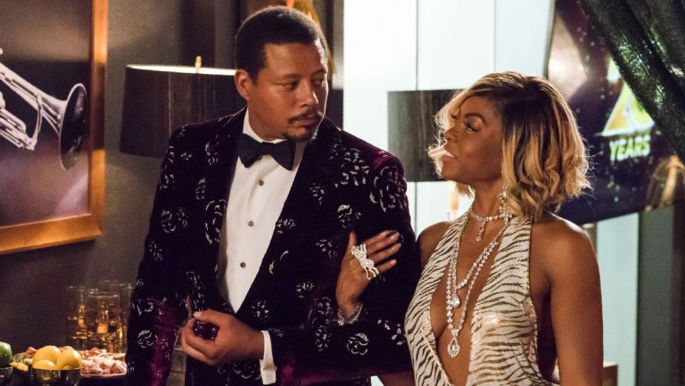 Exclusive: #Empire season 4 first look video previews war and a &quot;different side&quot; of Lucious  http:// thr.cm/q0ObHV  &nbsp;  <br>http://pic.twitter.com/vEBbW8J3Bb