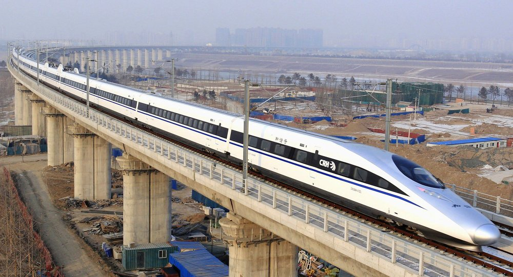 Need for speed: #China revives world's fastest bullet trains https://t...