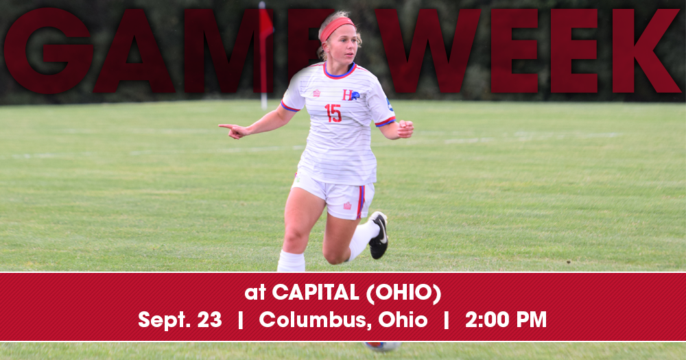 #HCWS PREVIEW: Women's soccer treks to Capital (Ohio) this weekend  |...