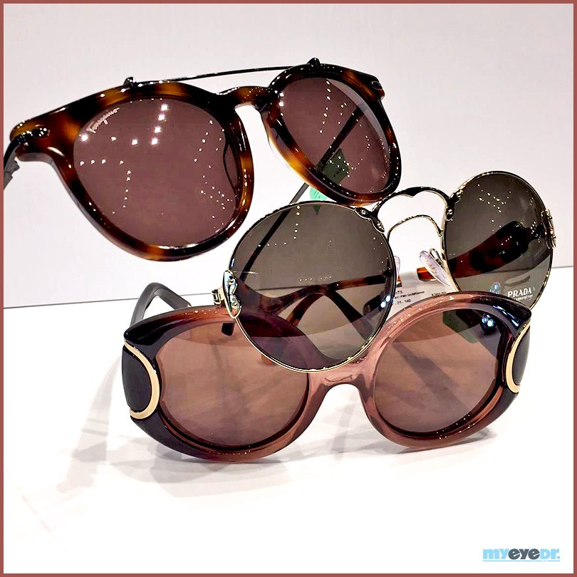 TODAY&#39;s HOT WEATHER is perfect for stylish suns from your neighborhood @MyEyeDr • 28 #Chicago locations! #FashionSunwear #EyeExams #UVsafety<br>http://pic.twitter.com/WzWTT6wEAT