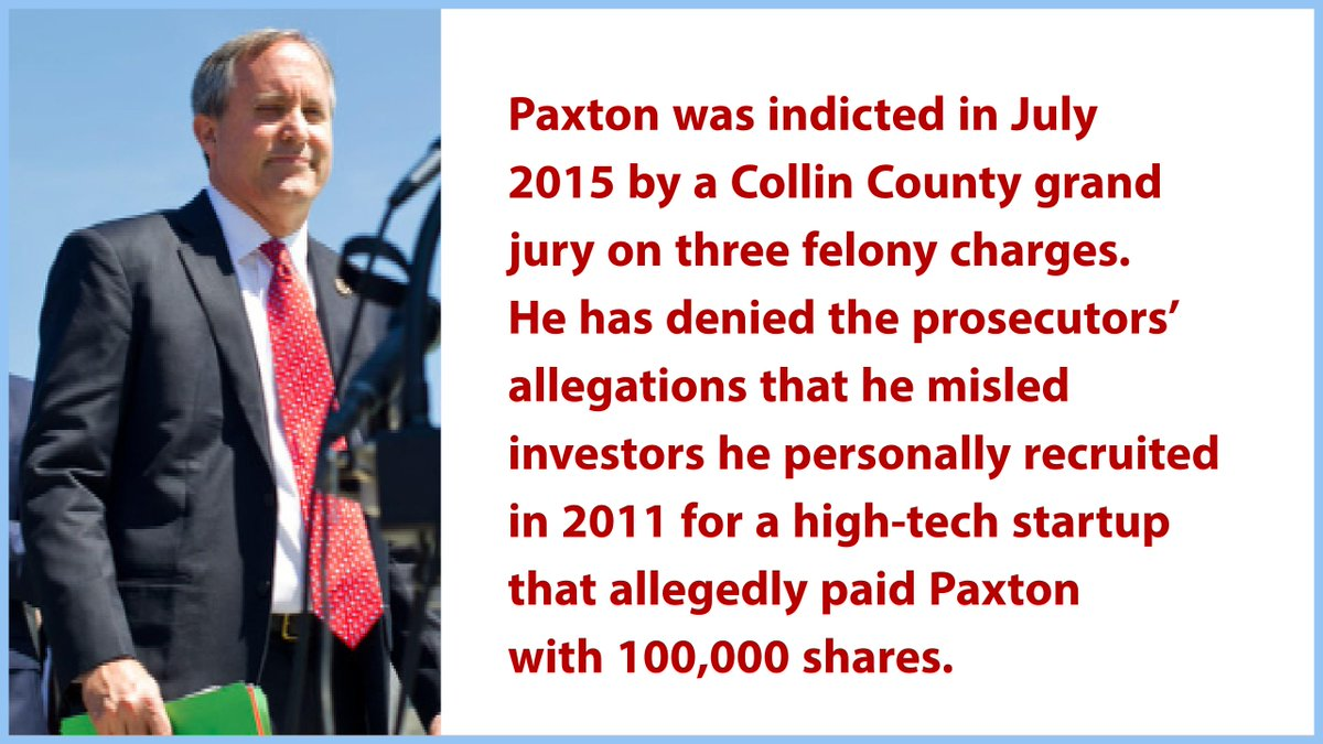 3 Houston Lawyers Seek Texas&#39; Highest Criminal Court&#39;s Help to Get Paid in AG Ken Paxton Case  http:// ow.ly/AdNQ30fk9OH  &nbsp;   #txlegal #txcourts<br>http://pic.twitter.com/UmzmfTL3uw