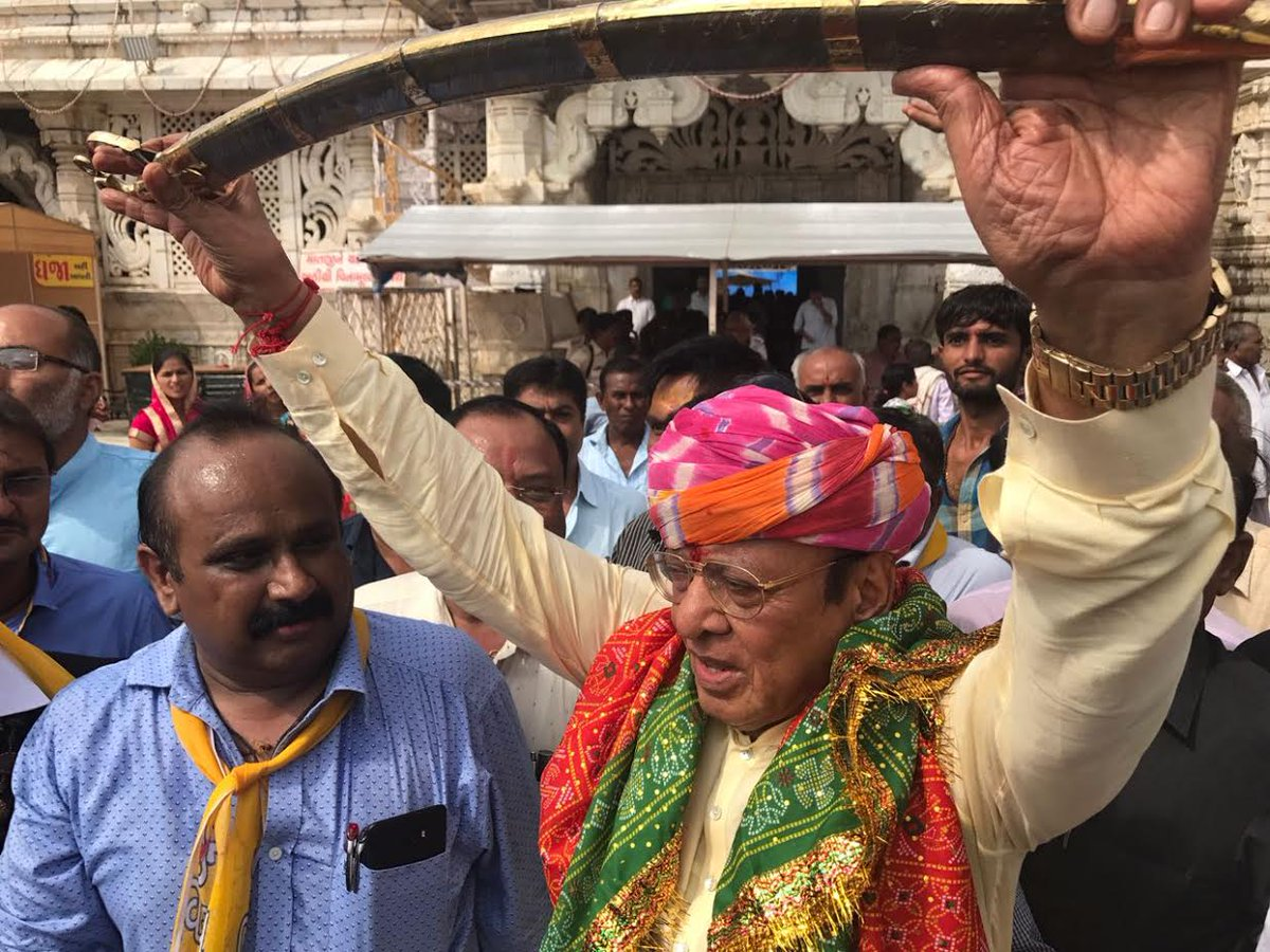 East – West – North – South: extensive Gujarat tour programme of Vaghela planned