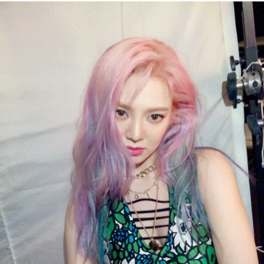 On Twitter Invented Gorgeous Hair Colors Happyhyonicornday