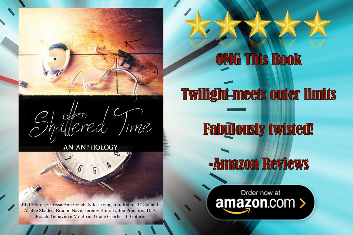 Have you ever wanted to travel through time?   http:// a.co/6X7GLaG  &nbsp;    #anthology #99cents #amazon #lovetoread #bibliophile #BookBoost<br>http://pic.twitter.com/12QR37fBcO