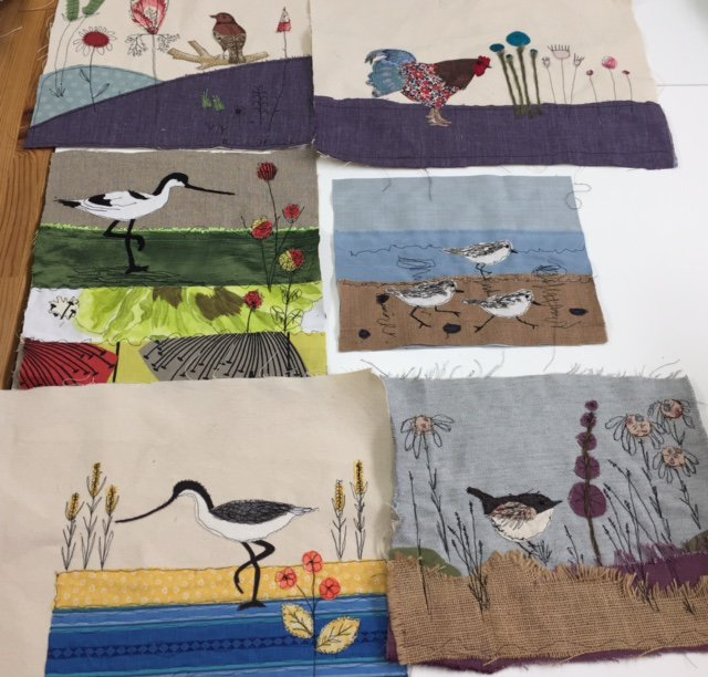 Another fabulous free motion embroidery workshop yesterday with Jo Hill :) @zigzagsonline #freemotion #sewing #fabric #johilltextiles<br>http://pic.twitter.com/2hU6CdvGpT