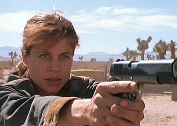 Linda Hamilton's returning to the Terminator franchise because there is no fate but what we make: https://t.co/NeEvBKaz3n