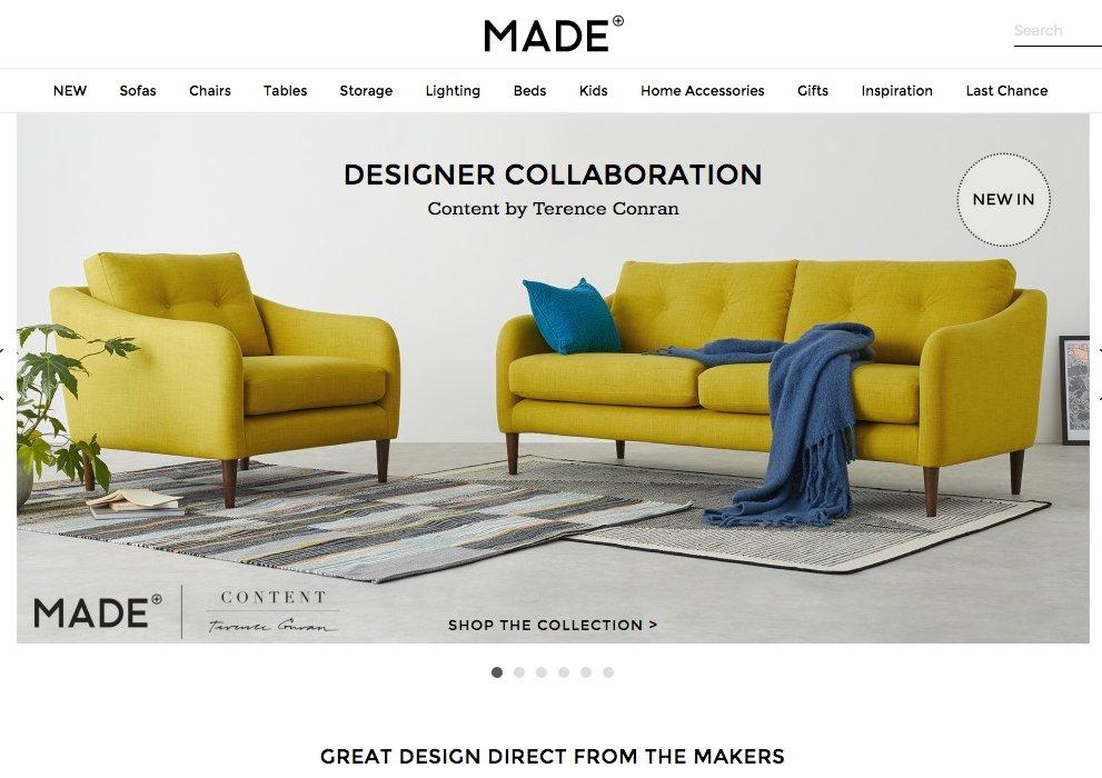 .@Madedotcom #crowdsourcing furniture design through @talentlabhq &amp; will sell the items through #rewardcrowdfunding:  http://www. cityam.com/272407/madecom -crowdfunding-its-next-must-have-furniture-designs &nbsp; … <br>http://pic.twitter.com/YVsyfajg1F