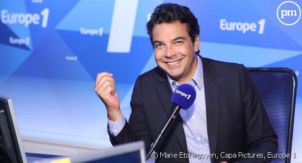Patrick Cohen (Europe 1) : 'À terme, il y aura moins de politique dans la matinale' https://t.co/HuyBx9x4Z8