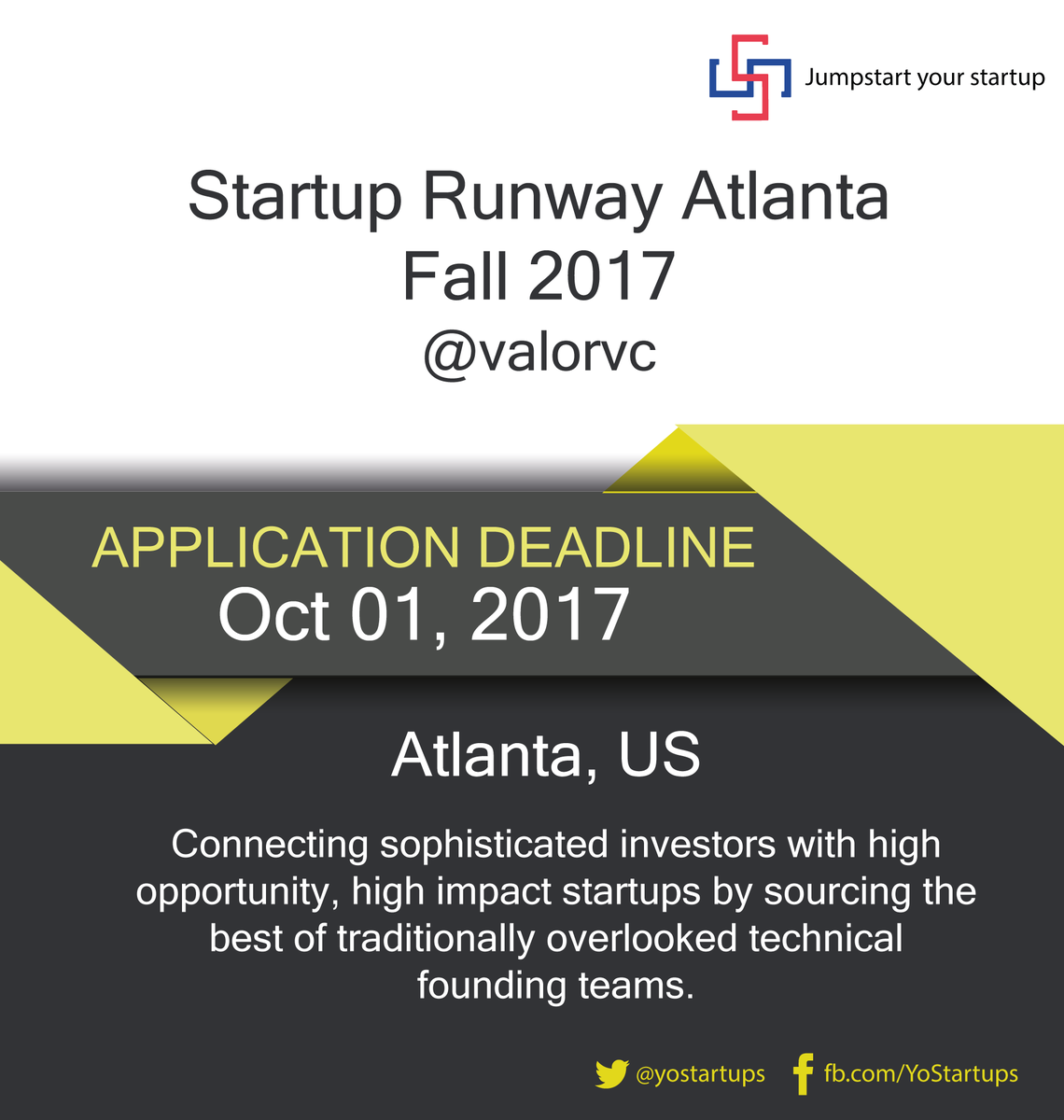Checkout @valorvc connecting sophisticated investors with high impact #startups #accelerator #YoStartups  https:// goo.gl/HFNs9D  &nbsp;   <br>http://pic.twitter.com/rASrLZBRtf
