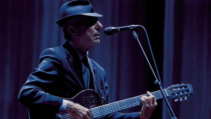 Happy Birthday Leonard Cohen: Performing Live Through The Decades