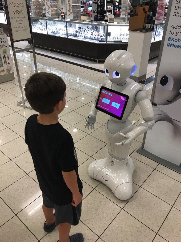 160a3244b3bc0d SoftBank Robotics US on Twitter