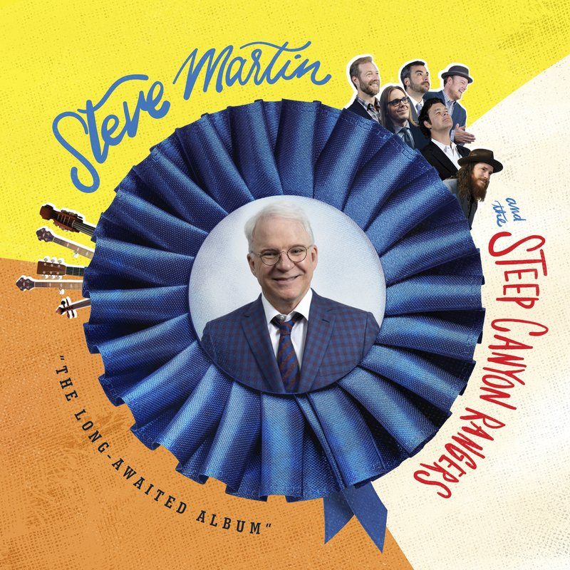 Review: Steve Martin puts humor and love in bluegrass form https://t.co/Y26WfGthNV