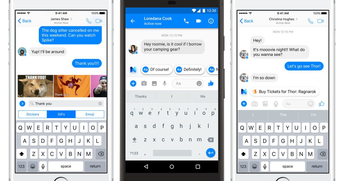 Facebook's 'M' AI assistant will help you choose a movie https://t.co/9p3hBBkbY2