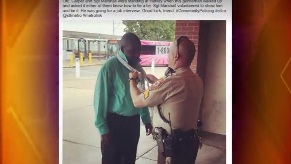 Police officers go above and beyond to help man ace job interview https://t.co/wWbZv7Fqi0