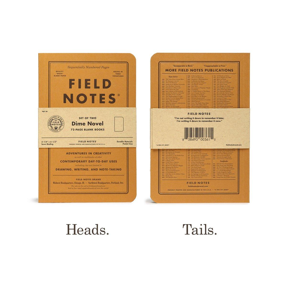 Field Notes FieldNotesBrand – Field Note