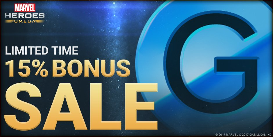Bonus Gs Sale