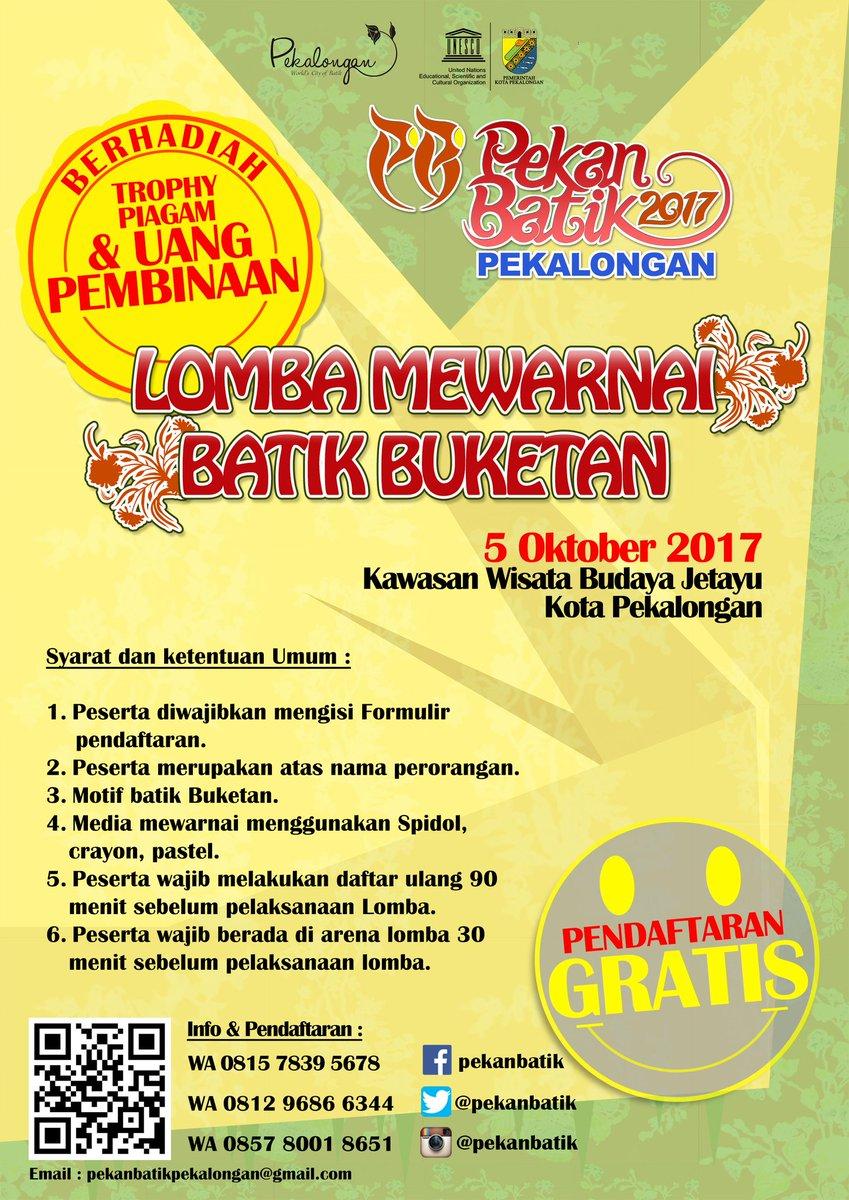 Official Batik Tv On Twitter Ayo Meriah Kandan Ikuti Rangkaian