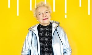 2-year-olds should learn to code, says computing pioneer @DameStephanie  Read:  https:// buff.ly/2xqa2Te  &nbsp;    #WomenInSTEM <br>http://pic.twitter.com/6wZqXz3gcE