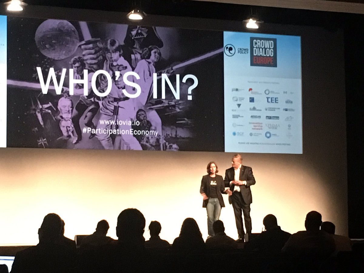 Who&#39;s in? #ParticipationEconomy @BetterVentures #blockchain #socialimpact #crowdsourcing #crowdfunding #CrowdDialog #TheNEXTNEXT<br>http://pic.twitter.com/NvTW88ZBh4