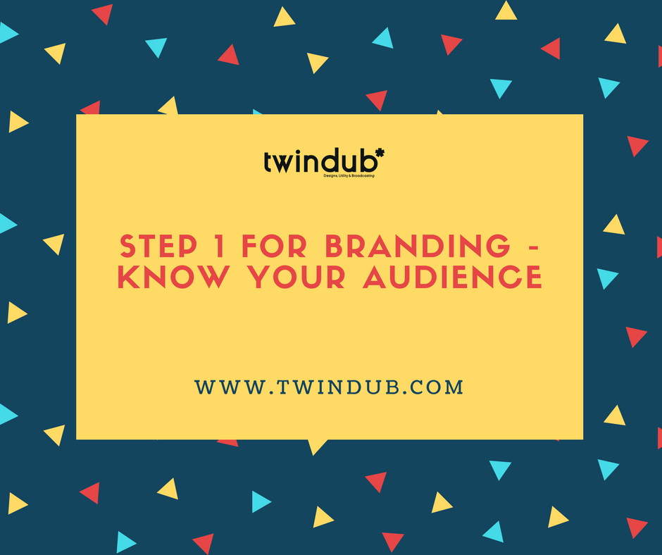 Step 1 of branding - #KnowYourAudience #socialmediabranding #onlinebranding #socialmediamarketing #digitalmarketing #smallbusiness #startup<br>http://pic.twitter.com/SRZ4UpkJ85