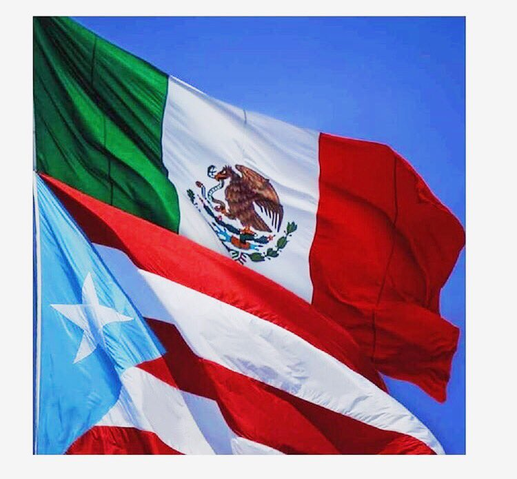 All my prayers #Mexico and #PuertoRico <br>http://pic.twitter.com/DuB6oY8jRV