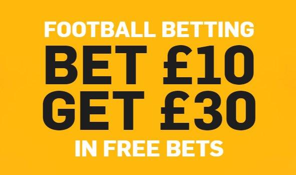 Claim Your £30 In Free Bets, Bet £10 To Get Yours   http:// bit.ly/BetfairSign  &nbsp;   #Neymar #Mbappe #Rashford<br>http://pic.twitter.com/bjLbcn50vL