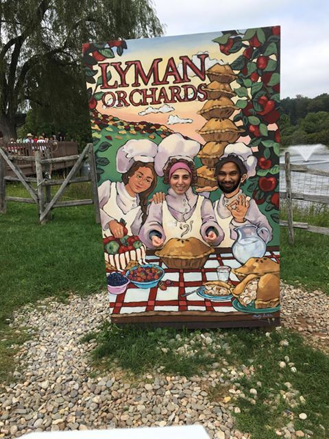 test Twitter Media - Muslim-Christian trip to @LymanOrchards 🍎  breaks down boundaries + promotes peace through apple picking. #PeaceDay https://t.co/aLL1F8QaCO https://t.co/UfZDbYoCGK