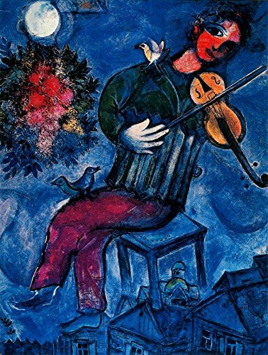 The blue fiddler  https://www. amazon.com/Fiddler-Chagal l-Canvas-Reproduction-Painting/dp/B075T72ZMS?SubscriptionId=AKIAIAKI7KS4JJMGWMQQ&amp;tag=offtheeasel-20&amp;linkCode=xm2&amp;camp=2025&amp;creative=165953&amp;creativeASIN=B075T72ZMS &nbsp; …  #fineart #wallart <br>http://pic.twitter.com/JGHKS6jLaq