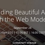 Next week we're hosting a demo on how to build a beautiful app, will you join us?! https://t.co/5xvYr1PVD8