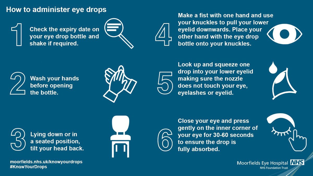 Here&#39;s a helpful infographic to explain this in a great method to put in #eye drops #EyeWeek #ThursdayThoughts <br>http://pic.twitter.com/o91um6b9BC