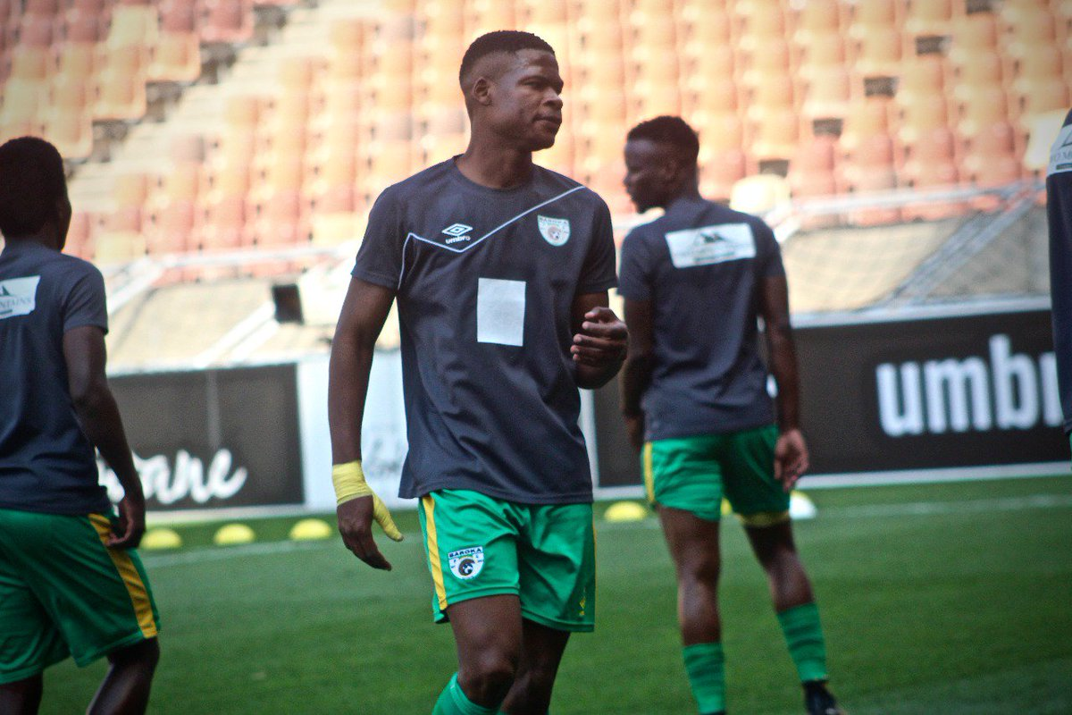 #Saturday kick off Baroka fc vs Ajax  @ Peter Mokaba is @ 15H30. Come one come all our boys needs you. <br>http://pic.twitter.com/VLDA0wnhnV