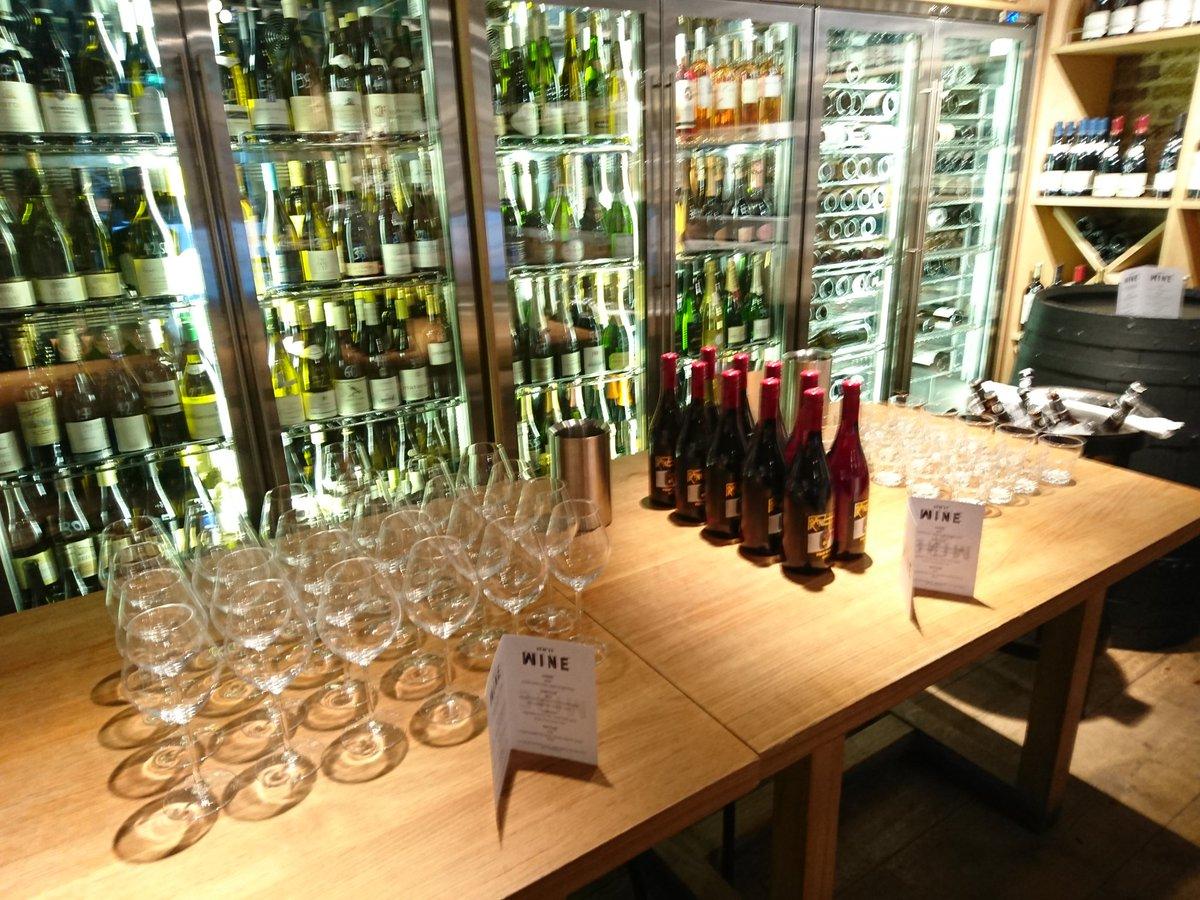 Twitter photo by New Street Wine