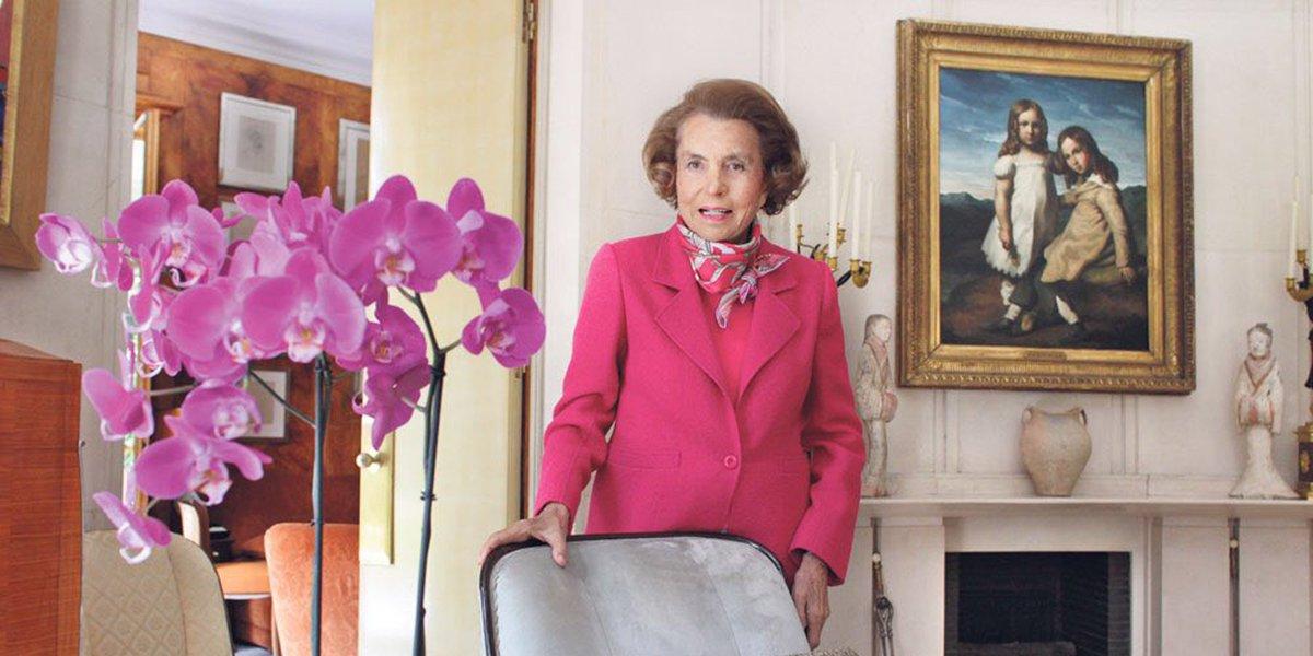 La milliardaire Liliane Bettencourt est morte https://t.co/tSFb64JDdk