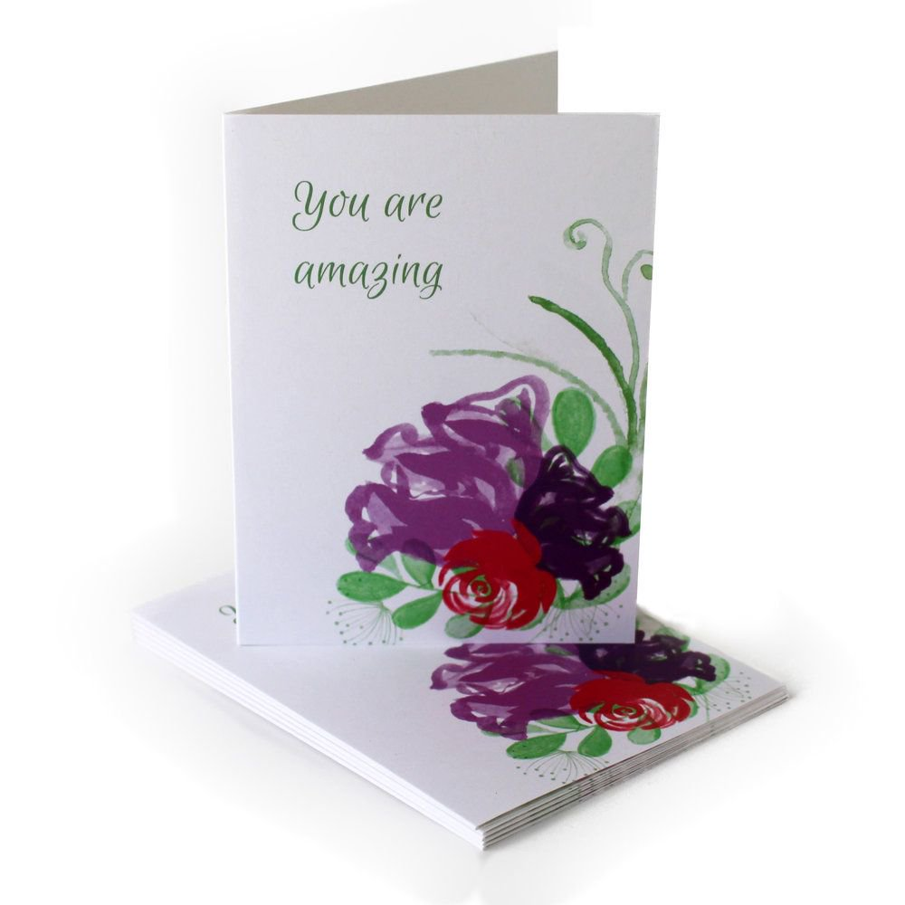 My #ThursdayThoughts are simple today: YOU ARE AMAZING. Have a wonderful day everyone! #greetingcards #snailmail  https:// buff.ly/2jLcJJY  &nbsp;  <br>http://pic.twitter.com/uEFsdq3n8s
