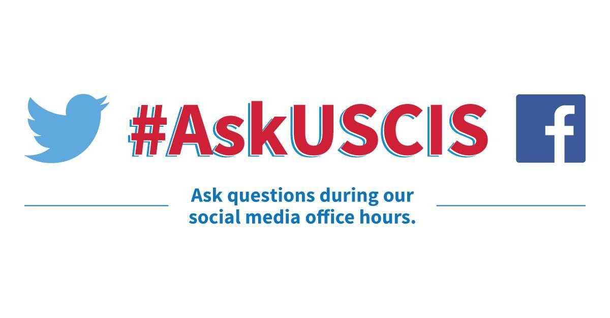 USCIS on Twitter: