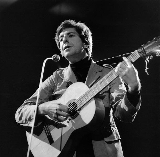 Happy Birthday to the late Leonard Cohen  (CBC Still Photo Collection)