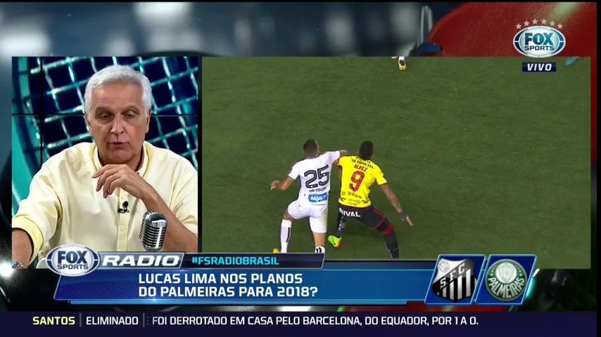 🐋 'O grosso da torcida do Peixe está na capital. É pra lá que o Santos tem que olhar', diz Sormani. #FSRádioBrasil